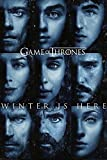 Game of Thrones Poster Staffel 7 Winter is Here (61cm x 91,5cm)