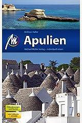 Apulien: Reiseführer mit vielen praktischen Tipps. Landkarte