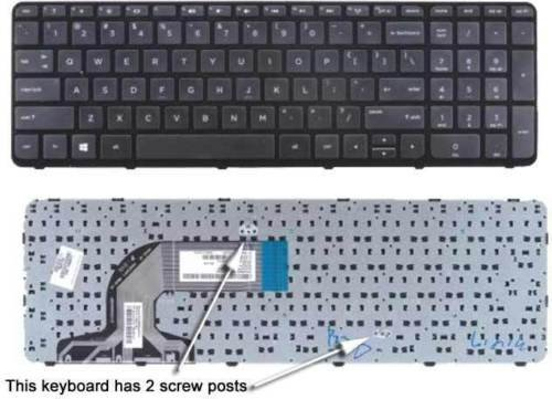 HP Pavilion 15-R032TX Replacement Laptop Keyboard ( With Frame) With Numeric Function  available at amazon for Rs.935