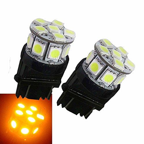 PA 2 x 30 SMD 5050 LED Tail Stop Light Bulbs 3156 3057 3157 12V-Green