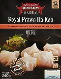 Chinatown Dim Sum Royal Prawn Dumplings with Bamboo Shoots, 240 g (Frozen)
