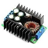 a2zteco CC CV Buck Converter Step-down Power Module 7-32V to 0.8-28V 12A 300W on-board laptop power supply Module