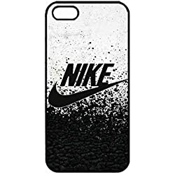 Nike Just Do It Logo Protection h¨¹lles, Logo Cover for Apple iPhone 5s, ¨¦tui Phone Cover for Nike