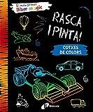 El meu primer llibre màgic. Cotxes de colors