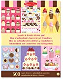 Melissa & Doug 14239 Sweets and Treats Sticker Pad