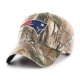 NFL Realtree OTS Challenger verstellbar Hat, unisex - erwachsene, NFL Realtree OTS Challenger Clean Up Adjustable Hat, Realtree Camo, Einheitsgröße