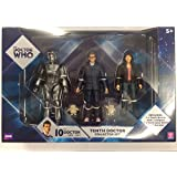 Doctor who tenth doctor collector figures set