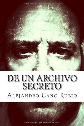 Portada del libro De un archivo secreto