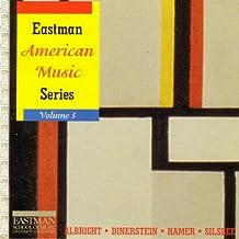 Eastman American Music Series, Vol. 3