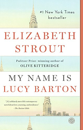 Book cover for My Name Is Lucy Barton