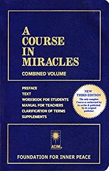 A Course in Miracles by [Schucman, Dr. Helen]