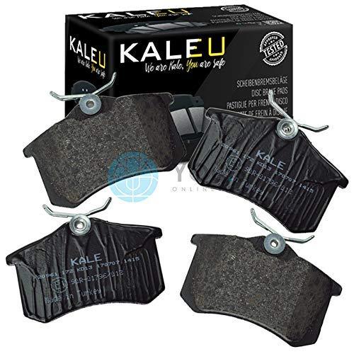 Kale 6R0698451 Asse Posteriore Kit Pastiglie Freno Pastiglie Freno