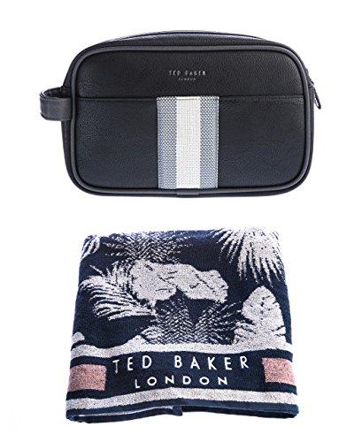 Ted Baker Delset Wash Bag in Black One Size