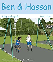 Ben and Hassan - A day at the park