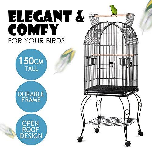 Yaheetech Large Parrot Bird Cage...