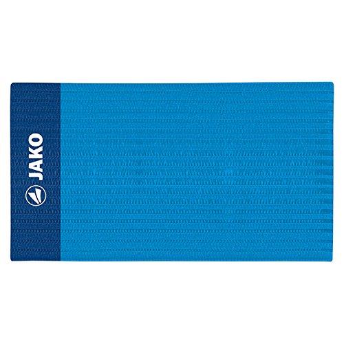 JAKO Kinder Kapitänsbinde Classico Blau, One Size, 28 x 7.5 cm