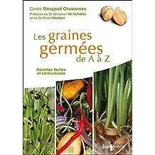 Les graines germées de A à Z (MANUELS)