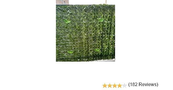 Siepe Artificiale Per Balcone O Recinzione In Rotolo 1x3 Mt 3mq