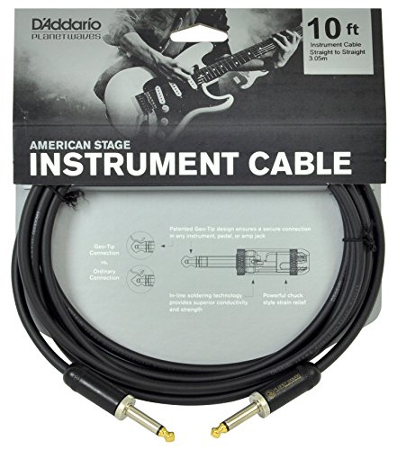 Planet Waves PW-AMSG-10 - Cables guitarra