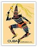 Pacifica Island Art Kuba-Alegre Como SU Sol (Fröhliche
