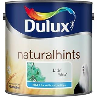 Dulux Matt Jade, 2.5 L - White