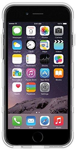 Trident Perseus Gel - Coque pour iPhone 6/6s - Noir Gris Fumé