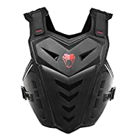 QueenHome Scorpion Body Armour MX Motocross Motorcycle Mountain Cycling Skating Snowboarding spine Protector Guard Bionic Jacket Anti-fall Gear Motorcycle Jacket Motocross Body Guard Vest