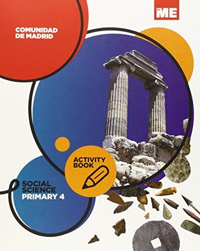 Social Science PR 4 completo WB Madrid (CC. Sociales Nivel 4) por Melissa Koop