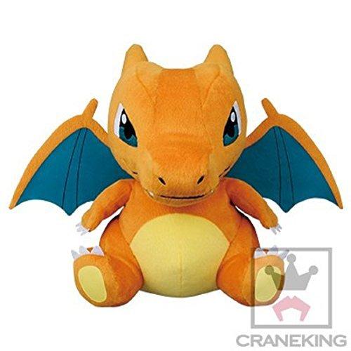 Pokemon XYZ huge roller Innovation Cute stuffed Charizard Pokemon Sega
