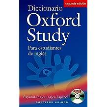 Diccionario Oxford Study para estudiantes de inglés: español-inglés/inglés-español