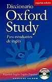 Best Oxford Diccionarios - Diccionario Oxford Study para estudiantes de inglés: español-inglés/inglés-español Review