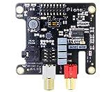 Allo–Pianoforte HIFI DAC Compatible With Raspberry Pi and Sparky Board. immagine
