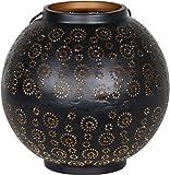 Orientalisches Windlicht Metall Kerzenhalter Teelichthalter Laterne