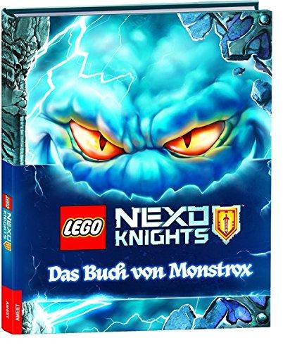Preisvergleich Produktbild LEGO® NEXO KNIGHTS™. Das Buch von Monstrox