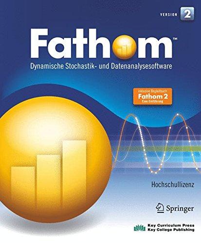 Fathom 2: Dynamische Stochastik- und Datenanalysesoftware - Hochschullizenz bis 20 Rechner