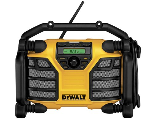 DeWalt DCR016-QW - Radio para obras (altavoces,...