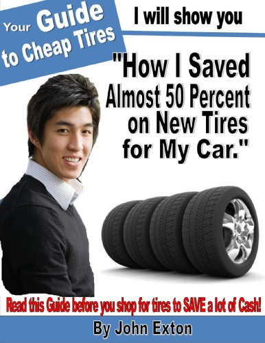 how-to-get-the-cheapest-price-on-tires-for-your-car-english-edition