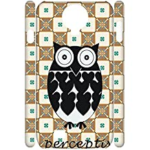 Shock Proof Kid Plastics For Samsung Galaxy I9500 S4 Shell Have Owl 1