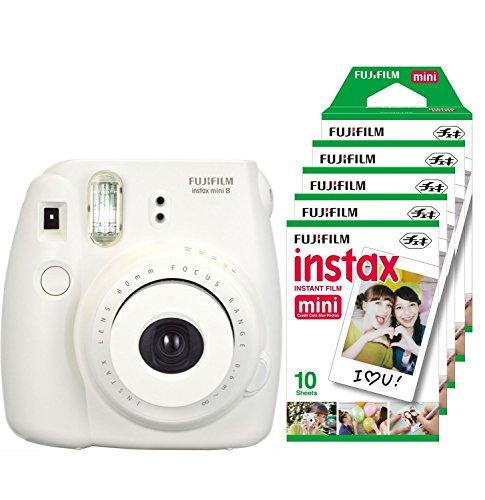 fujifilm-instax-mini-8-camara-instantanea-flash-1-60-sec-color-blanco-5-paquetes-de-peliculas-fotogr