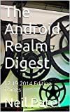 The Android Realm Digest: 12.19.2014 Editing Things (English Edition)