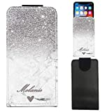 i-Tronixs MEDION LIFE S5004 PERSONALISED Glitter Effect &