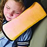 House Of Quirk Baby Car Seat Cushion/Pillow-Yellow