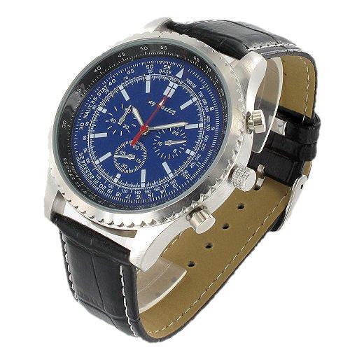 jay-baxter-reloj-de-hombre-designer-cronografo-look-negro-azul-analog-reloj-acero-inoxidable