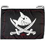 Captn Sharky 25163 Piratenflagge 100 x 70cm