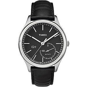 Reloj Smartwatch Hombre Timex IQ + Casual Cod. tw2p93200