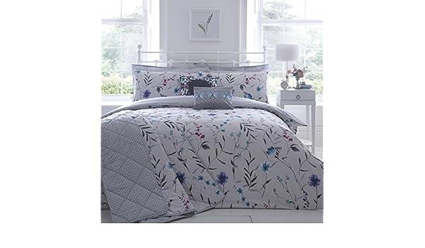 Moderne Vanessa Bettwäsche Decken Und Kissenbezug Einzelbettgröße