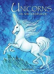 Unicorns in Watercolour (Fantasy Art)