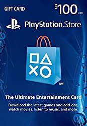 $100 PlayStation Store Gift Card (US PSN Only)