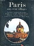 Telecharger Livres Paris aux cents villages (PDF,EPUB,MOBI) gratuits en Francaise