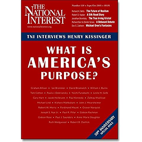 The National Interest (September/October 2015 Book 139) (English Edition)